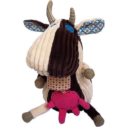 Pelúcia Original Milkos a Vaca Gifts Les Deglingos