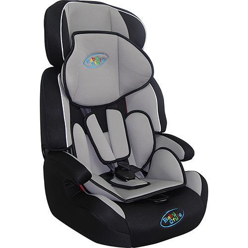 Cadeira para Automovel Baby Style Cometa Cinza e Preto 40708