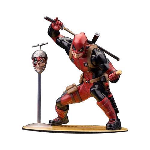Figura Deadpool Chimichanga Version Artfx Statue Kotobukiya
