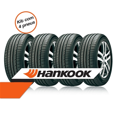 Pneu Hankook K115 225/45 R17 91v - 4 Unidades