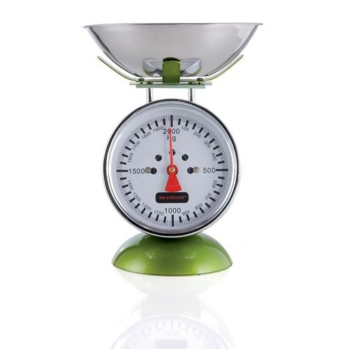 Balança de Cozinha Brandani Farol Verde Mecânica
