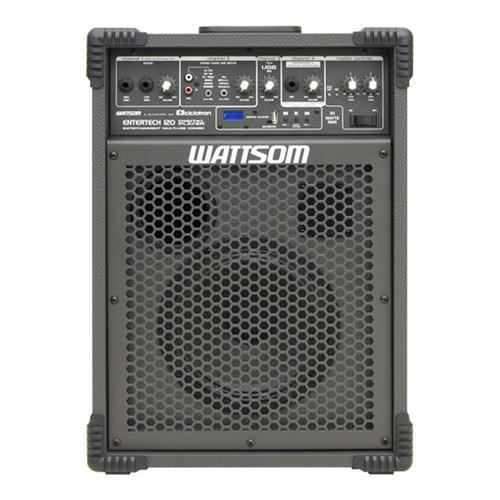 Caixa Acústica Ciclotron Amplificada 30 W Rms 10dp