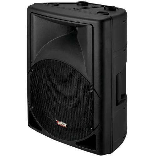 Caixa Acústica Novik Neo Ativa 250 W Rms Evo300ausb