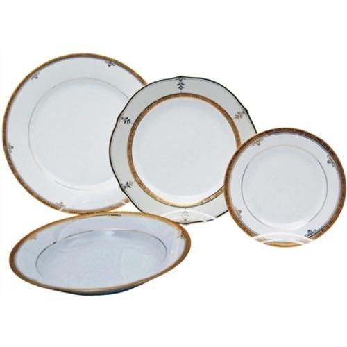 Aparelho de Jantar Buckingham Gold 24 Peças - Noritake