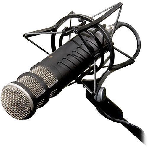 Microfone Dinâmico Procaster Broadcast Rode