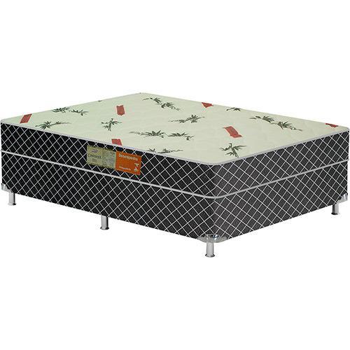 Cama Box Plumatex Confortex 138x188x43cm