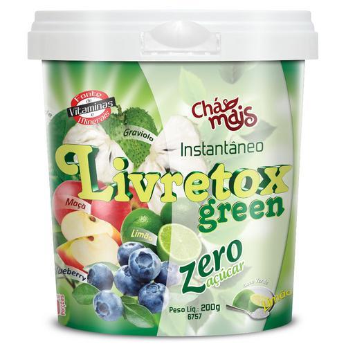 Chá Mais Livretox Green 200g