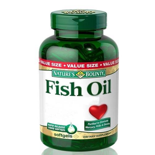 Nature's Bounty Fish Oil 30 Softgels