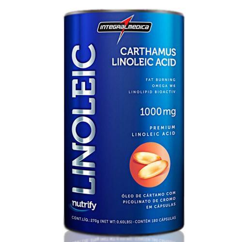 Linoleic 180 Capsulas Integralmedica