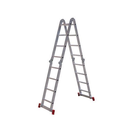 Escada de Alumínio Multifuncional 4x4 16 Degraus Ea4x4 Rotterman
