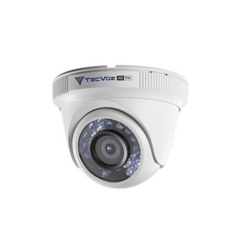 Câmera Mega Megapixel Infrared 25mts 2,8mm Dome 720p - Hd-tvi - 1