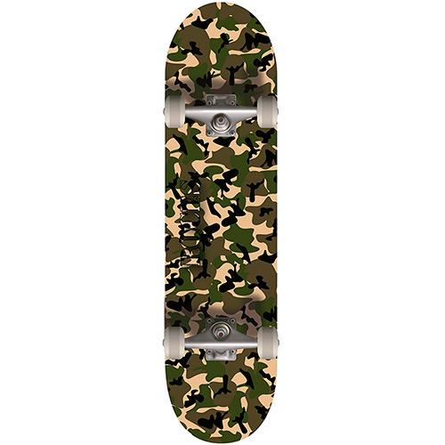 Skate Street - Camuflado Verde Roces