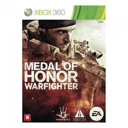 Jogo Medal Of Honor: Warfighter - Xbox 360 - Ea Games