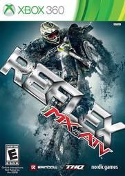 Jogo Mx Vs Atv Reflex - Xbox 360 - Thq