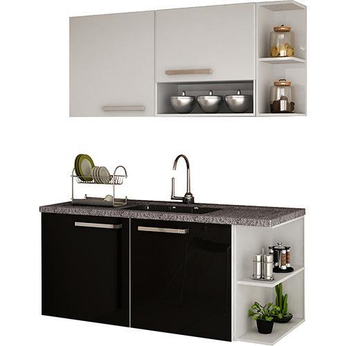 Cozinha Completa Palmeira Móveis Nobilis Kit 10 4 Portas