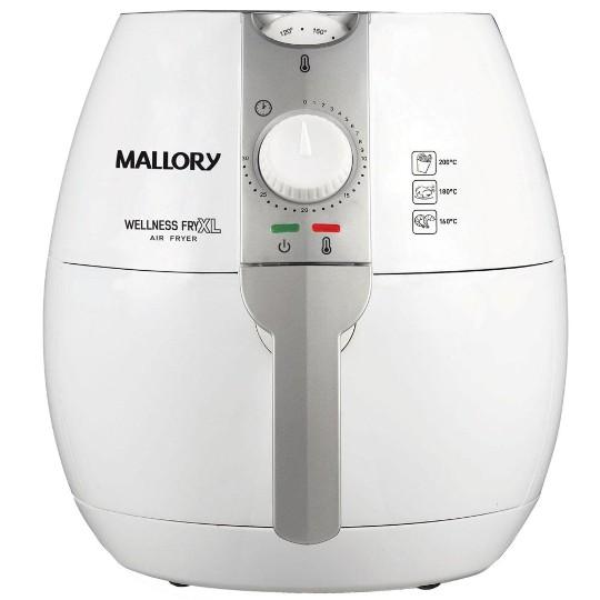 Fritadeira Mallory Wellness Fry Xl Branco 110v
