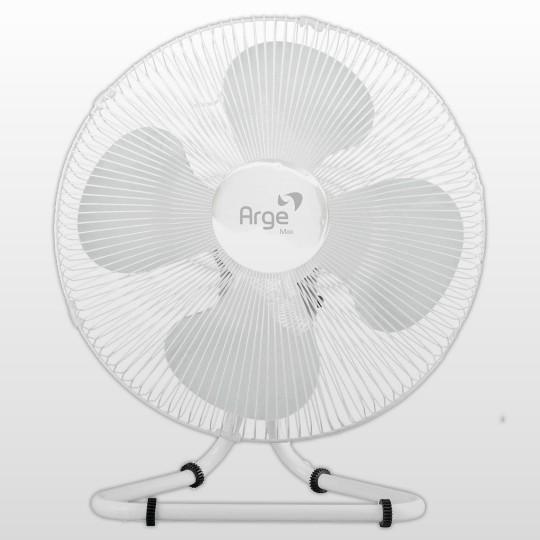 Ventilador de Mesa 4 Pás Arge Max Branco 50cm - Bivolt - 6509