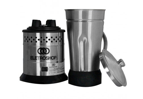 Liquidificador Eletro Shop Industrial 4l 800w Sem Filtro - 110v