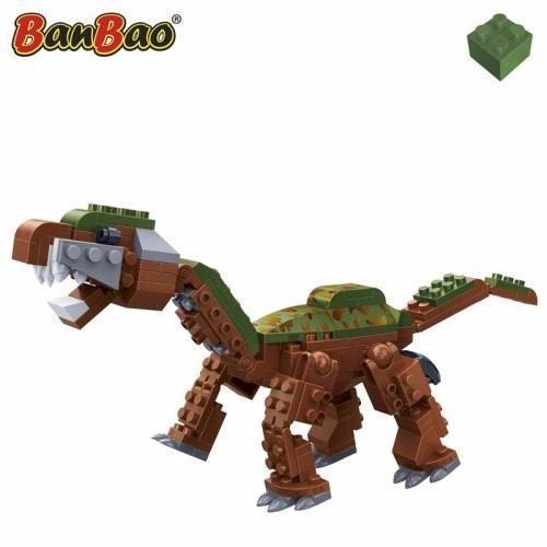 Banbao Dinossauro Brontossauro 138 Peças