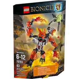 Lego Bionicle Protetor do Fogo 63 Peças 70783