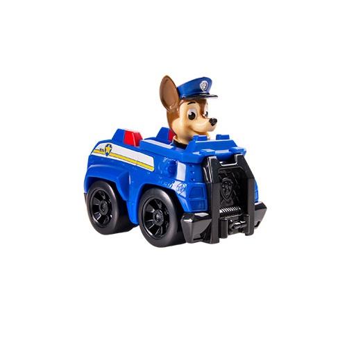 Boneco e Carrinho Patrulha Canina Chase Sunny Brinquedos