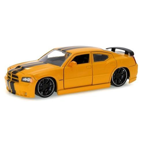 Carrinho Dodge Charger Srt8 2006 Lopro 1:18 Jada Toys