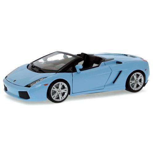 Carrinho Lamborghini Gallardo Spyder 1:18 Maisto