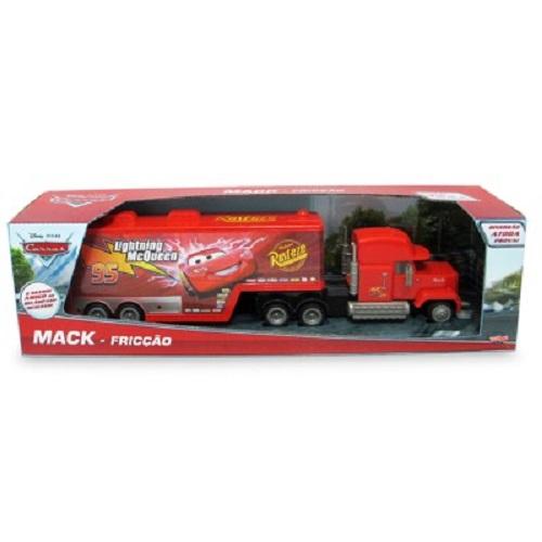 Caminhão Fricçao Carros Mack 27301 Toyng