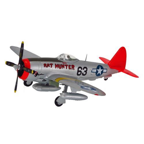 Avião Thunderbolt 1:72 P-47d Easy Model