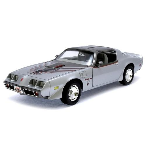 Carrinho Pontiac Firebird Trans Am 1979 1:18 Yat Ming
