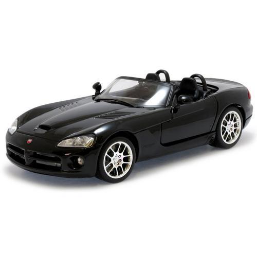 Carrinho Dodge Viper 2003 Conversível 1:18 Maisto