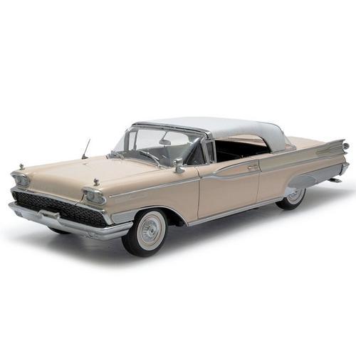 Carrinho Mercury Parklane 1959 Platinum 1:18 Greenlight