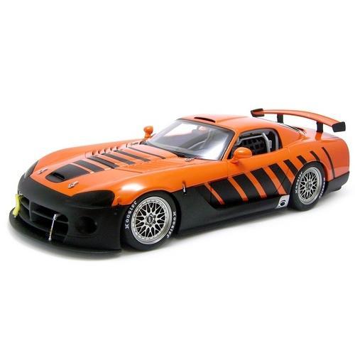 Carrinho Dodge Viper Competition Coupe Go Man Go Limited Edition 60422 Autoart