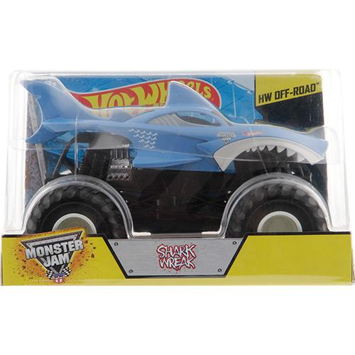 Veículo Hot Wheels Offroad Monster Jam Carros 1:24 Dragon Cgd65 Mattel