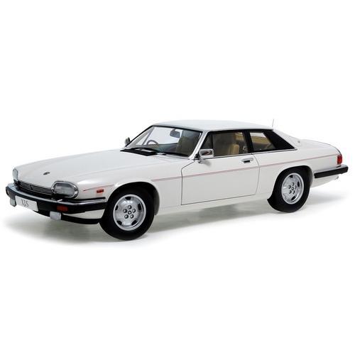 Carrinho Jaguar Xj-s Coupe 1:18 Branco 73576 Autoart