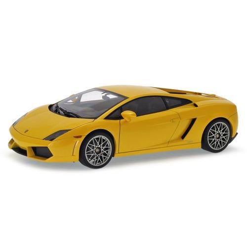 Carrinho Lamborghini Gallardo Lp560-4 1:18 Amarelo Autoart