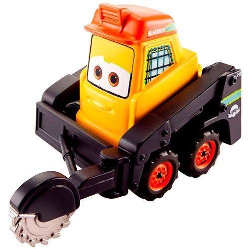 Trator Planes Fire & Rescue Blackout Bdb92 Mattel