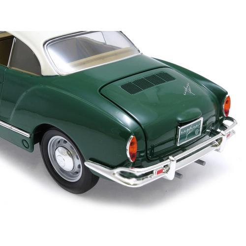 Miniatura Volkswagen Karmann-ghia 1966 1:18 Yat Ming