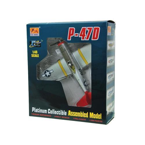 Avião P-47d Rat Hunter 1:48 Easy Model