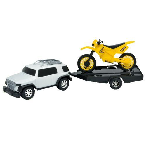 Conjunto Suv Extreme Bs Toys