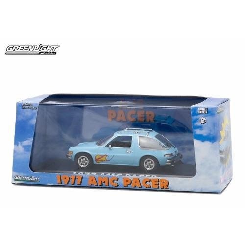 Carrinho Amc Pacer 1977 Exclusive 1:43 Greenlight