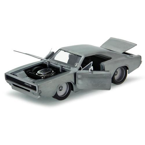 Carrinho Dom S Dodge Charger 1970 R/t Fast And Furious 7 1:24 Jada Toys