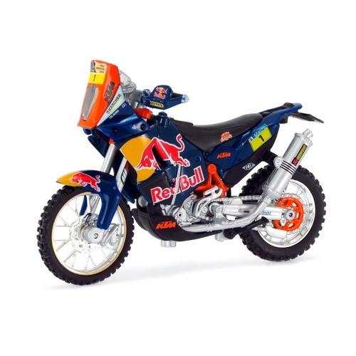Moto Ktm 450 Rally Dakar 2013 Red Bull 1:18 Bburago