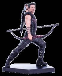 Boneco Hawkeye Vingadores Era de Ultron Marvel Iron Studios