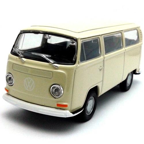 Carrinho Volkswagen Bus T2 72 1:34 Dmc2423 Welly
