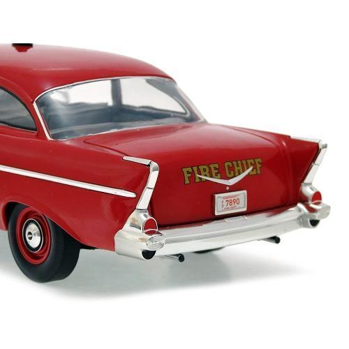 Miniatura Chevy 150 Utility Sedan 1957 1:18 Highway 61