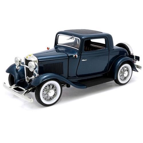 Carrinho Ord 1932 3-window Coupe 1:18 Yat Ming