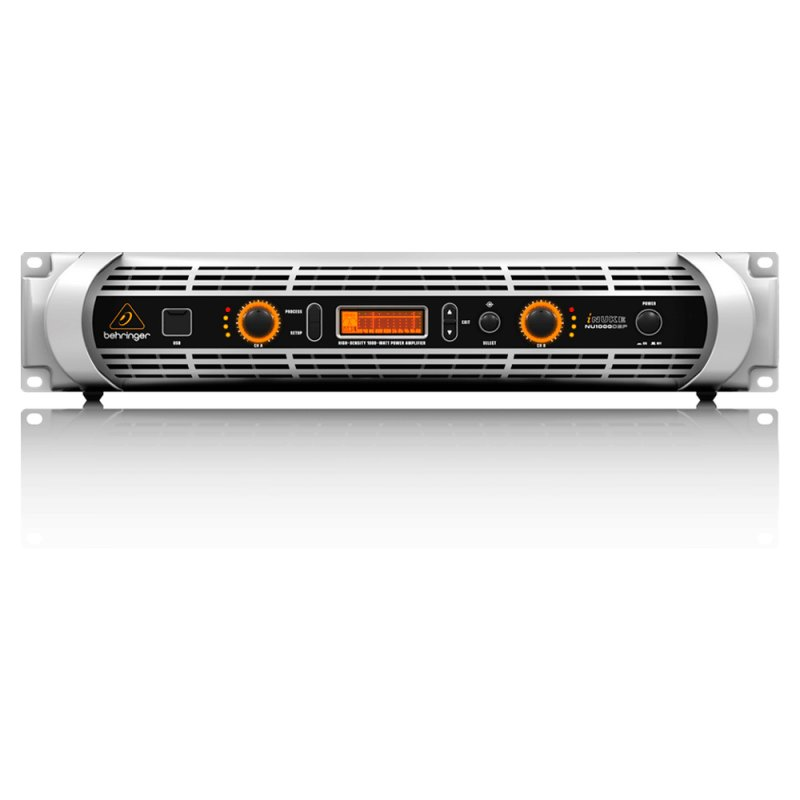 Nu1000dsp 1000w Rms Behringer