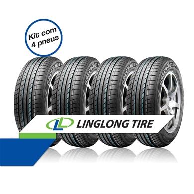 Pneu Linglong Greenmax Hp010 195/55 R15 85v - 4 Unidades