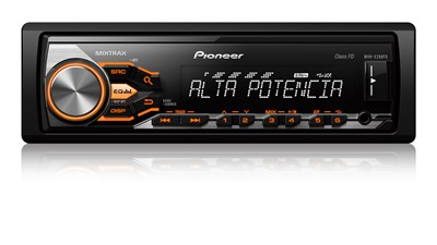 Mvhx288fd Dvd Player - Pioneer